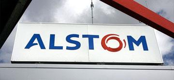 Logo client Alstom