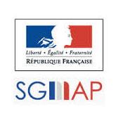 Logo client SGMAP